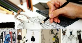 Μάθετε τις απαραίτητες τεχνικές για το σχέδιο μόδας. Έναρξη - 09/072019