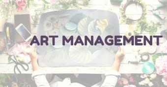 Ενισχύω την προσωπική καλλιτεχνική μου επιχείρηση - Art Management.