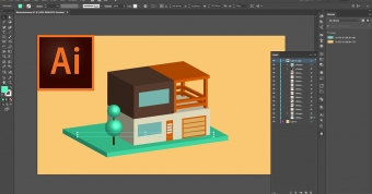 Μάθετε να χειρίζεστε το πρόγραμμα Illustrator.