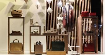 Διακόσμηση σε επαγγελματικούς χώρους και βιτρίνες - visual merchandising